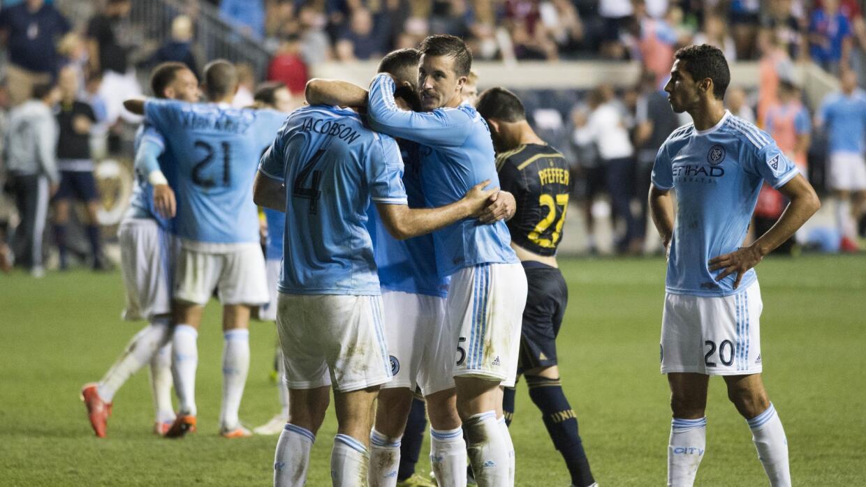 El mediocampo, la clave del cambio para el New York City FC