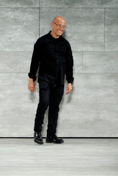 El venezolano Ángel Sánchez volvió al escenario del 'Fashion Week' de Nu...