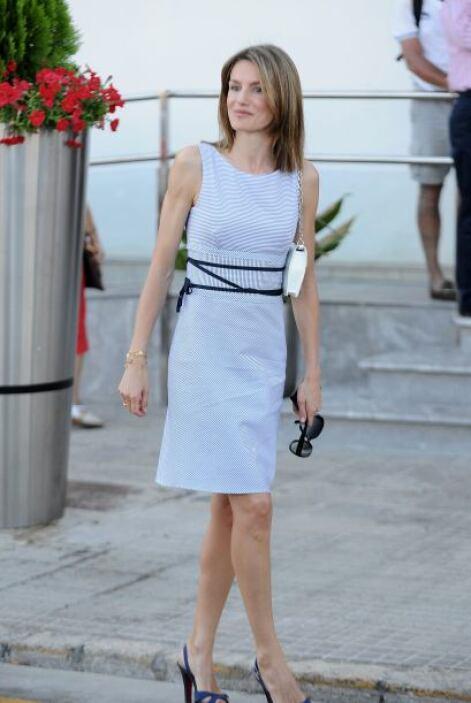 La guapa princesa de Asturias, Letizia Ortiz nació el 15 de septiembre d...