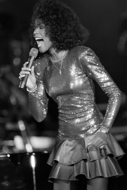 Whitney Elizabeth Houston vio la luz por primera vez un 9 Agosto de 1963...