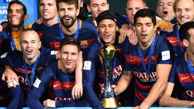 Barcelona Campeón Mundial de Clubes