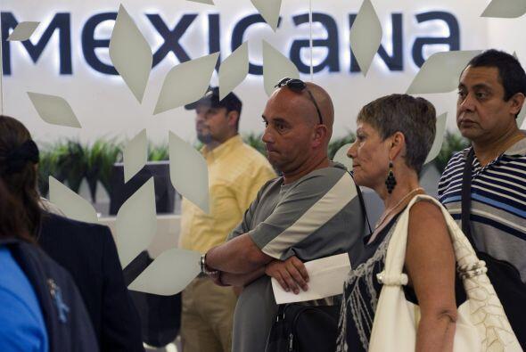 Este 28 de agosto se cumplen tres años sin Mexicana de Aviación, una com...