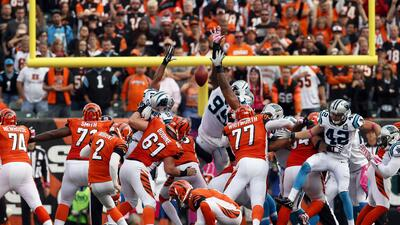 Highlights Semana 6: Carolina Panthers vs. Cincinnati Bengals
