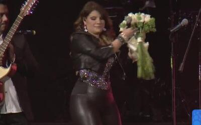 Diana Reyes conmovió a todos en tributo a Jenni Rivera