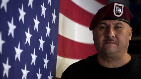 Veterano deportado: ''Ahora con el perdón tengo más posibilidades de reg...