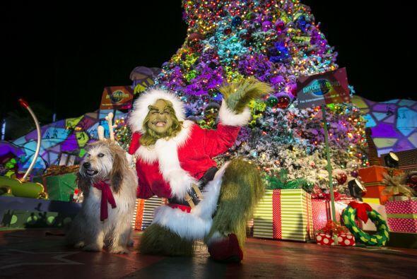 ¡Grinchmas 2014 ya llegó a Los Ángeles! para que tú y tu familia disfrut...