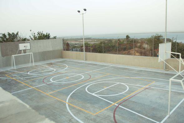 En estos espacios, los niños se divertirán y ejercitarán al máximo.