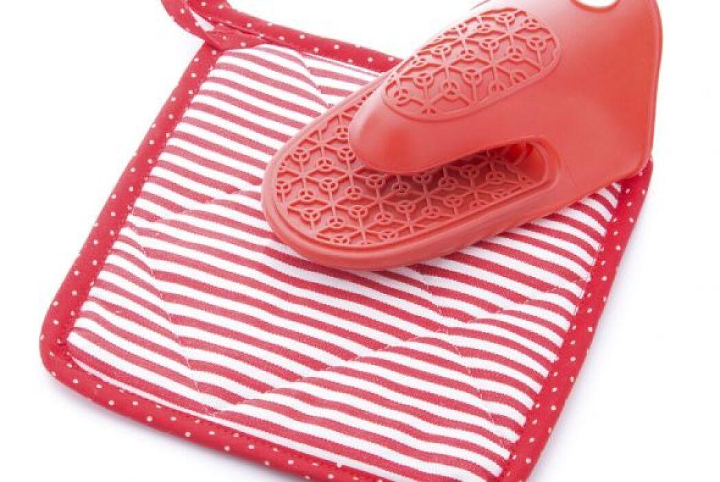 Agarraderas de objetos calientes, es indispensable y a la vez decorativo...
