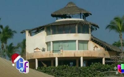 ¿Qué fue de la casa de Luis Miguel en Acapulco?