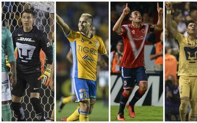 El once ideal de la fecha tres del Clausura 2017
