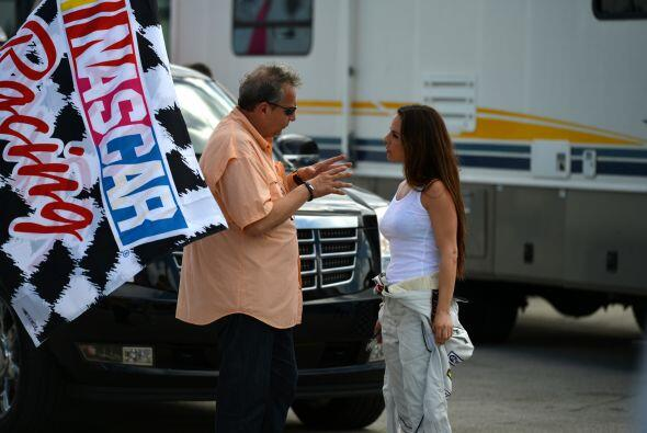 El productor ejecutivo de 'Arranque de Pasión, la historia de Ela', Carl...