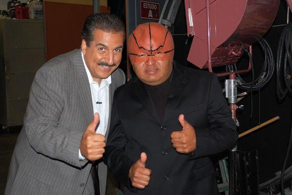 El Presidente y el Samurai, una combinación letal en la Rep&uacut...