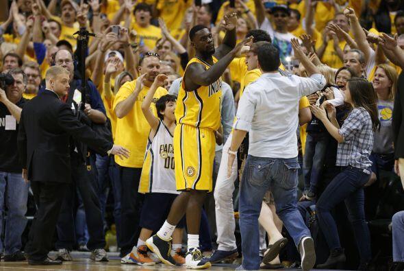 La otra semifinal de la Conferencia Este la protagonizaran los Pacers de...