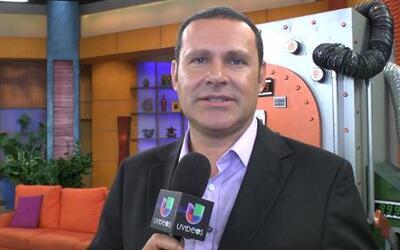 Alan Tacher sufrió un robo en su casa de Miami Beach y relató los detalles