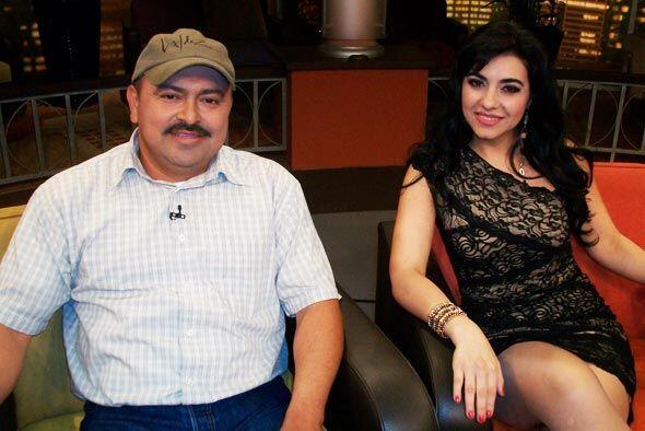 A la cantante y actriz, se une Ulises Valdéz, que de inmigrante indocume...