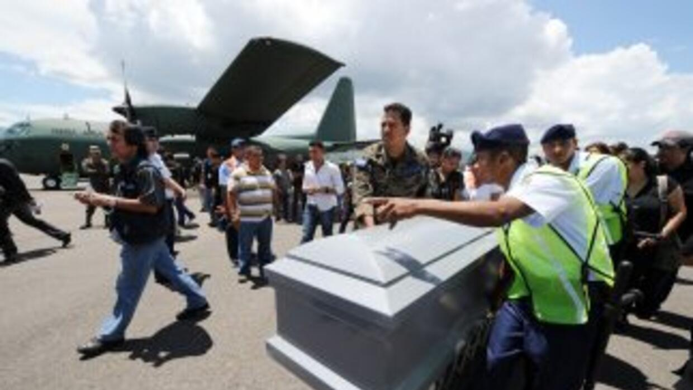 Autoridades hondureñas identificaron a un ciudadano brasileño entre los...