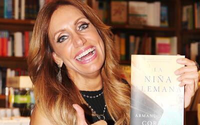 Lili Estefan contó qué le emociona del lanzamiento del libro de Armando...