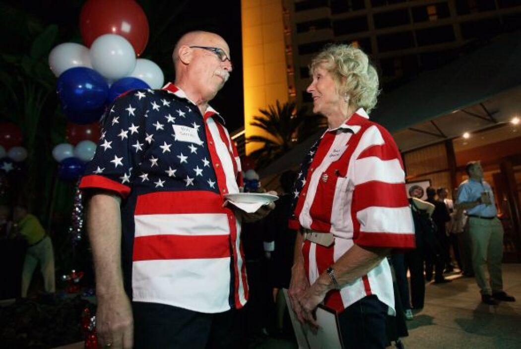 Las campañas republicanas de nominación para el Congreso dieron voz y vo...