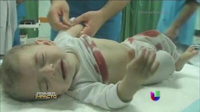 Sangriento ataque contra escuela de las Naciones Unidas en Gaza