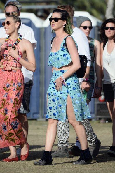 ¿Qué opinas de 'look' que usó Katy Perry? Nosotros...