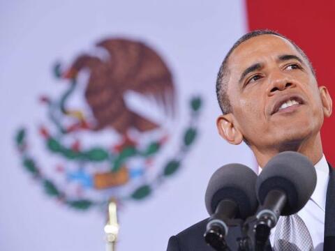 El presidente de EEUU, Barack Obama, dirigió un mensaje a j&oacut...