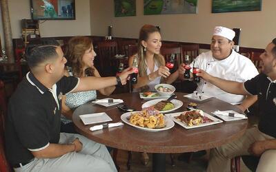 Orgulloso de ser: Un ceviche peruano sazonado con amor familiar