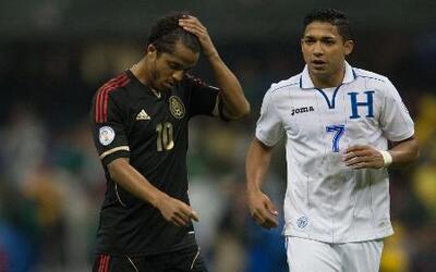 ¿Por qué perdió México ante Honduras?