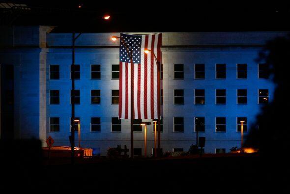 Días después del fallo de la jueza Phillips, el Pentágono, sede de la se...