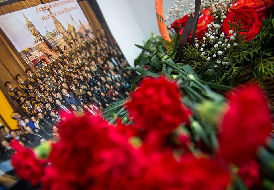 Mueren 92 personas al estrellarse un avión ruso en el Mar Negro CoroRusi...