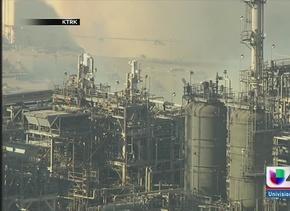 Explosión en planta de químicos deja 4 heridos