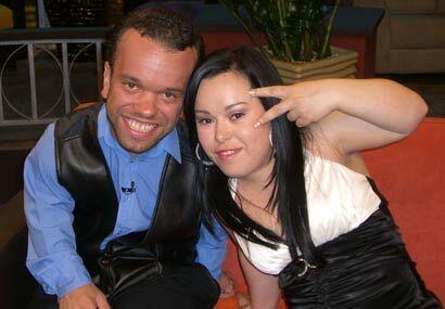 El actor Juan Espinoza a quien vemos en Sábado Gigante y la figura de la...