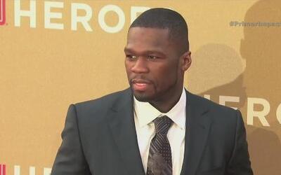 """""""50 Cent"""" en medio de un escándalo por el video que publicó en redes"""