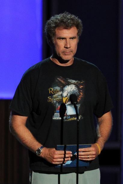 ¡Qué fachas, Will Ferrell! Mira aquí lo último en chismes.