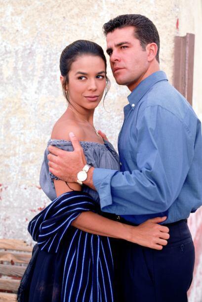 Camila y Miguel son los protagonistas de este amor.