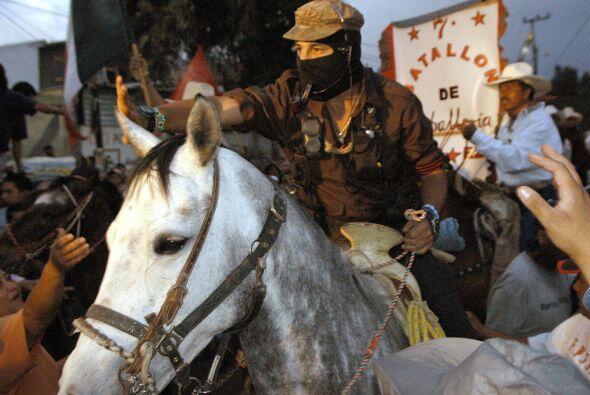En estos veinte años, el EZLN ha tenido al menos diez iniciativas civiles.