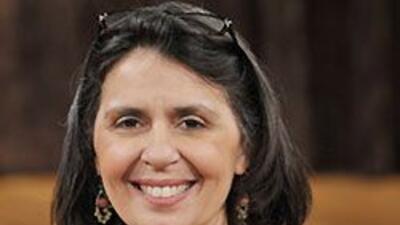 Silvina Macho, consejera escolar, aceptó el reto educativo, con Jorge Ra...