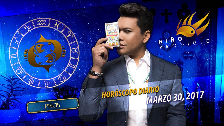 Niño Prodigio - Piscis 30 de marzo, 2017