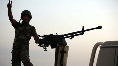 Estados Unidos bombardea a miembros de ISIS cerca de la presa de Hadiza