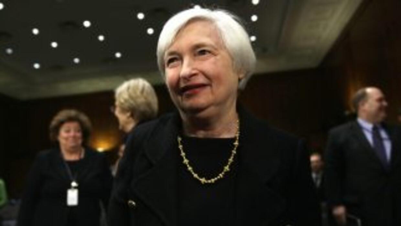 La Comisión Bancaria del Senado de EEUU aprobó la nominación de Janet Ye...