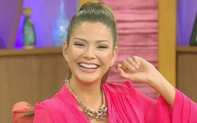 """Ana Patricia """"hace la tarea"""" para tener bebé prontito"""