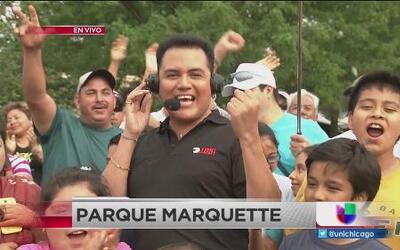 Noticias Univision Chicago se trasladó a tu barrio