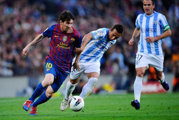 Pero eso no era todo porque Messi estaba 'endiablado' y quería más.