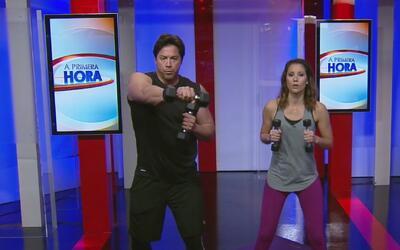 Con estos ejercicios caseros podrás preparar tu cuerpo para el verano