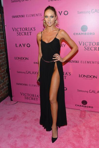 Candice Swanepoel dejó eso de la ropa íntima arriba de las pasarelas par...