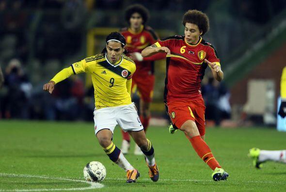 'El Tigre' fue indispensable para para que Colombia estuviera en los pri...