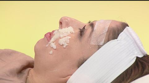 El arroz tiene propiedades cosméticas muy útiles para sus rutinas de bel...