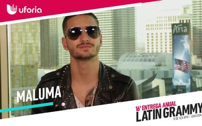 1 Minuto con el pretty boy, dirty boy - Maluma