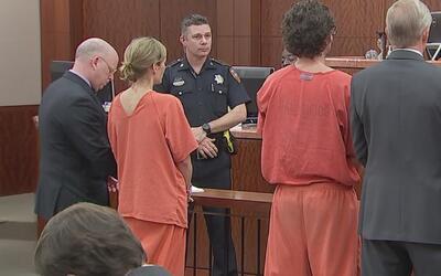 Mujer acusada de contratar a un sicario para asesinar a su exmarido se s...