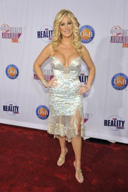 Kim Zolciak es una sexy artista y personalidad de la televisión american...