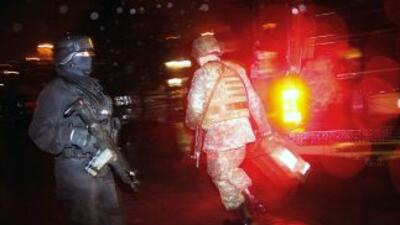 Seis cuerpos decapitados fueron abandonados en la ciudad de Pánuco, en e...